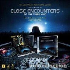 CDs de Música: ENCUENTROS EN LA TERCERA FASE (2 CDS) MÚSICA COMPUESTA Y DIRIGIDA POR JOHN WILLIAMS. Lote 194520992