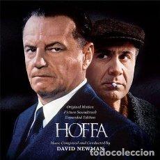 CDs de Música: HOFFA MÚSICA COMPUESTA Y DIRIGIDA POR DAVID NEWMAN EDICIÓN LIMITADA DE 2000 EJEMPLARES. Lote 194521210