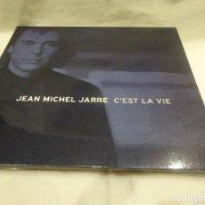 CDs de Música: JEAN MICHEL JARRE, C´EST LA VIE, CD PROMOCIONAL EDICIÓN LUJO PARA BANG & OLUFSEN, AÑO 2000. Lote 194524317