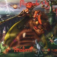 CDs de Música: MAGO DE OZ FINISTERRA (2 CD JEWEL) REEDICION NEW 1-11-19-WARCRY-LEO. Lote 194532136
