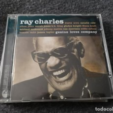 CDs de Música: CD RAY CHARLES. Lote 194533988