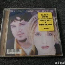 CDs de Música: CD ROCK POP SIXPENCE NONE THE RICHER. Lote 194534028