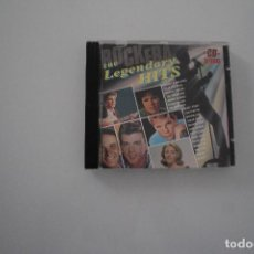 CDs de Música: THE LEGENDARY HITS ROCKERA. Lote 194534038