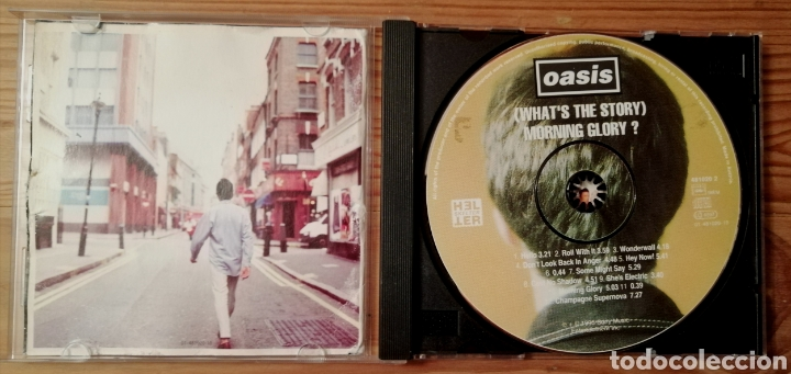 CDs de Música: Oasis - Foto 2 - 194534326
