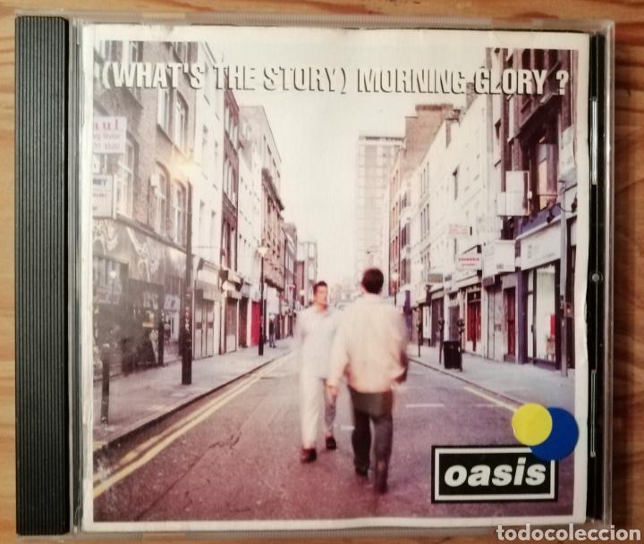 OASIS (Música - CD's Rock)