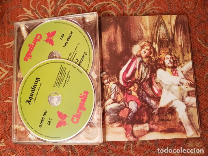 CDs de Música: CD jethro tull aqualung edicion adaptada 40 aniversario,por steven wilson 2016 chrysalis.como nuevo. - Foto 5 - 194535700