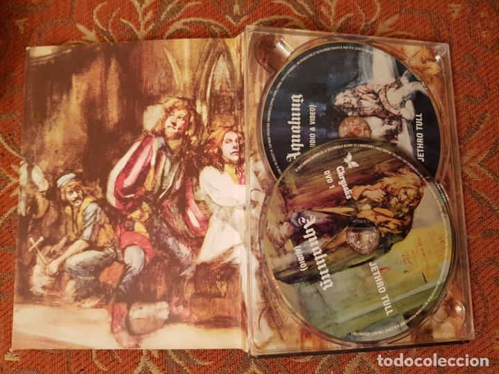 CDs de Música: CD jethro tull aqualung edicion adaptada 40 aniversario,por steven wilson 2016 chrysalis.como nuevo. - Foto 7 - 194535700
