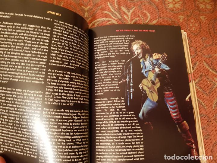 CDs de Música: CD ESTUCHE, jethro tull STAND UP ,ELEVATED EDITION 2016 CHRYSALIS.COMO NUEVO - Foto 3 - 194535923