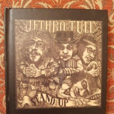 CDs de Música: CD ESTUCHE, JETHRO TULL STAND UP ,ELEVATED EDITION 2016 CHRYSALIS.COMO NUEVO. Lote 194535923