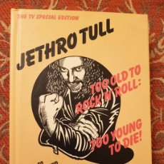CDs de Música: CD ESTUCHE, JETHRO TULL THE TV SPECIAL EDITION 2015 CHRYSALIS.COMO NUEVO. Lote 194536087