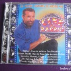 CDs de Música: CINE DE BARRIO DOBLE CD EMI 2000 - 40 EXITOS - ANTONIO MOLINA - BRUNO LOMAS - LOLA FLORES ETC. Lote 194536151