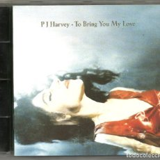 CDs de Música: P.J. HARVEY - TO BRING YOU MY LOVE (CD) 1995. Lote 194537155