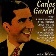 CDs de Música: CARLOS GARDEL. (VOL.1). TANGO. CD. NUEVO Y PRECINTADO.. Lote 194537313