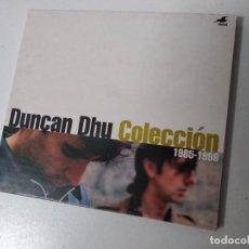CDs de Música: DUNCAN DHU COLECCION (1985-1998) CD SAMPLER PROMOCIONAL CARTON MIKEL ERENTXUN DIEGO VASALLO. Lote 194541102