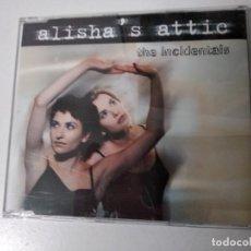 CDs de Música: ALISHA´S ATTIC-THE INCIDENTALS CD.SG EDITADO POR MERCURY EN 1998. Lote 194541491