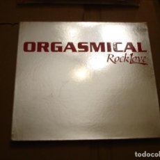 CDs de Música: ORGASMICAL - ROCK LOVE. CD DIGIPACK. TECHNO. ELECTRÓNICA. ROCK.. Lote 194544655