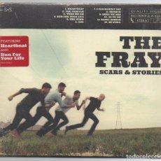 CDs de Música: THE FRAY - SCARS & STORIES / DIGIAPCK CD ALBUM DEL 2012 / PRECINTADO. PERFECTO ESTADO RF-4781. Lote 194544662