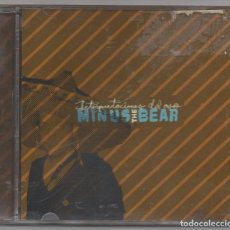 CDs de Música: MINUS THE BEAR - INTERPRETACIONES DEL OSO / CD ALBUM DEL 2007 / MUY BUEN ESTADO RF-4783. Lote 194545850