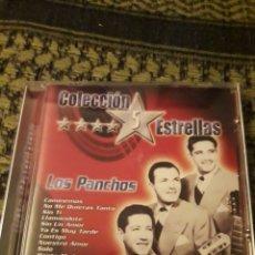 CDs de Música: LOS PANCHOS. COLECCION 5 ESTRELLAS. EDICION OK.. Lote 194545856