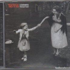 CDs de Música: TERRIS - LEARNING TOLET GO / CD ALBUM DEL 2000 / MUY BUEN ESTADO RF-4786. Lote 194545905