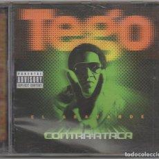 CDs de Música: TEGO - EL ABAYARDE CONTRAATACA / CD ALBUM DEL 2007 / MUY BUEN ESTADO RF-4789. Lote 194548181