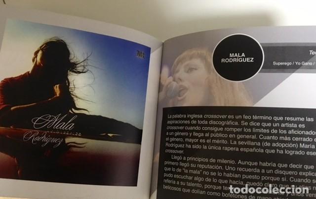 CDs de Música: ESTILO URBANO - DISCO LIBRO - LIBRETO 62 PÁGINAS - SFDK, MALA RODRÍGUEZ, TOTE KING, FRANK T. - Foto 3 - 194548915