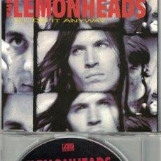 CDs de Música: THE LEMONHEADS - I'LL DO IT ANYWAY (CDSINGLE CAJA PROMOCIONAL, ATLANTIC 1994). Lote 194549215