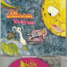 CDs de Música: THE LEMONHEADS - IT'S ALL TRUE/FADE TO BLACK/LIVE FOREVER/KEEP ON LOVING YOU. Lote 194549257