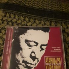 CDs de Música: ATAHUALPA YUPANQUI. LOS EJES DE MI CARRETA. EDICION DE 2004. RARO. Lote 194549831