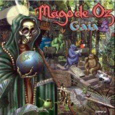 CDs de Música: MAGO DE OZ GAIA 1 (CD REEDICION) NEW 1-11-19 -LEO-WARCRY-BURDEL KING. Lote 194555900