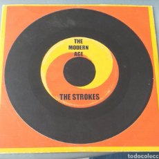 CDs de Música: THE STROKES - THE MODERN AGE. Lote 194557178