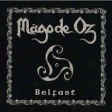 CDs de Música: MAGO DE OZ BELFAST (CD JEWEL) REEDICION NEW 15-11-19. Lote 194557182