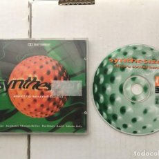 CDs de Música: SYNTHESIZER ELECTRO SOUND BAND CD MUSICA KREATEN. Lote 194557986