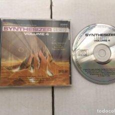 CDs de Música: SYNTHESIZER GREATEST VOLUMEN 4 DIGITAL MUSIC ARCADE 1990 CD MUSICA KREATEN. Lote 194558223