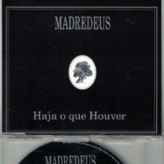 CDs de Música: MADREDEUS - HAJA O QUE HOUVER (CDSINGLE CAJA, EMI 1997). Lote 194558772