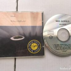 CDs de Música: MIKE OLDFIELD ISLANDS 1987 CD MUSICA KREATEN. Lote 194559193