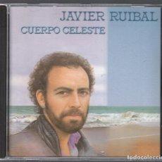 CDs de Música: JAVIER RUIBAL - CUERPO CELESTE - CD BMG DE 1996 RF-4795 , PERFECTO ESTADO. Lote 194559996