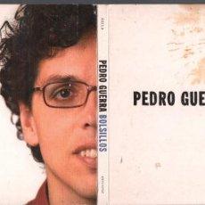 CDs de Música: PEDRO GUERRA - BOLSILLOS - CD DIGIPACK DE 2004 RF-4796 . Lote 194561123