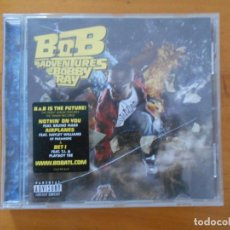 CDs de Música: CD B.O.B. PRESENTS: THE ADVENTURES OF BOBBY RAY (EH). Lote 194569635