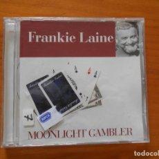 CDs de Música: CD FRANKIE LAINE - MOONLIGHT GAMBLER (EQ). Lote 194577558