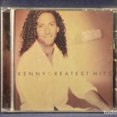 CD di Musica: KENNY G - GREATEST HITS - CD. Lote 194579056