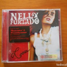 CDs de Música: CD NELLY FURTADO - LOOSE - SPECIAL EDITION (P9). Lote 194581727