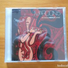 CDs de Música: CD MAROON 5 - SONGS ABOUT JANE (P9). Lote 194581956