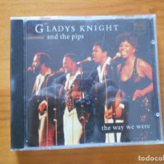 CDs de Música: CD GLADYS KNIGHT + THE PIPS - THE WAY WE WERE (1H). Lote 194584128