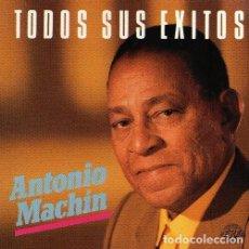 CDs de Música: ANTONIO MACHIN. SUS EXITOS. CD.. Lote 194588527