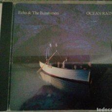 CDs de Música: ECHO & THE BUNNYMEN. OCEAN RAIN. WEA, 1984. Lote 194588988