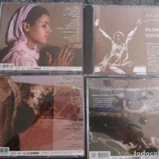 CDs de Música: 15 CD´S, ETNICOS AFRICA. VER INTERPRETES EN IMAGENES.. Lote 194591381