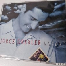 CDs de Música: CD SINGLE PROMO JORGE DREXLER / ANTES. Lote 194596841