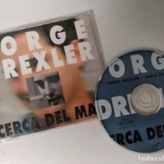 CDs de Música: JORGE DREXLER / CERCA DEL MAR (CD SINGLE 1996). Lote 194596892