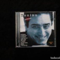 CDs de Música: TONINO 25 ANIVERSARIO - CONTIENE 2 CD'S - CD COMO NUEVOS. Lote 194597067